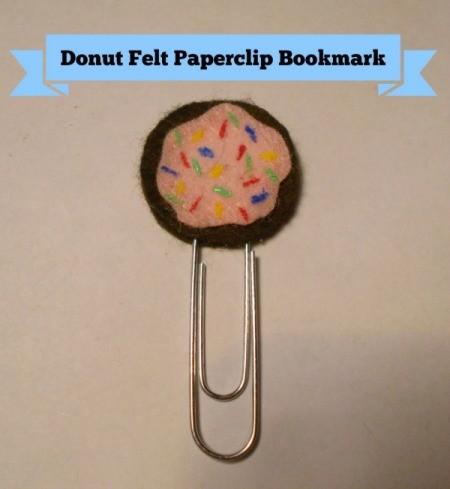 finished bookmark