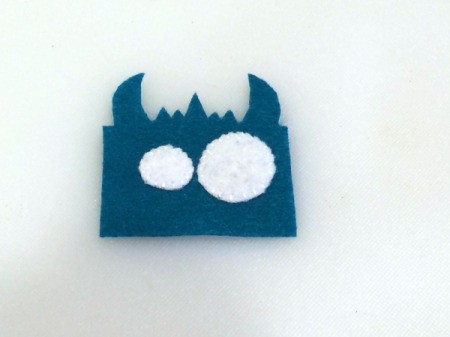 Felt Monster Sewing Kit