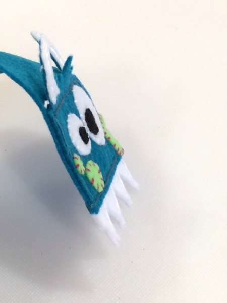 Felt Monster Sewing Kit