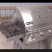 A refurbished grill.