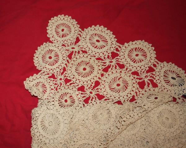 Crochet Tablecloth Pattern Thriftyfun