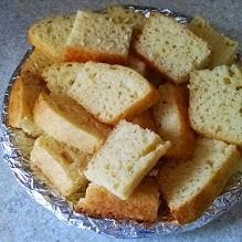 Spring Lemon Loaf