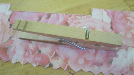 Paper-Covered Clothespins