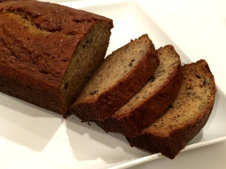 Finn's Favorite Banana Bread