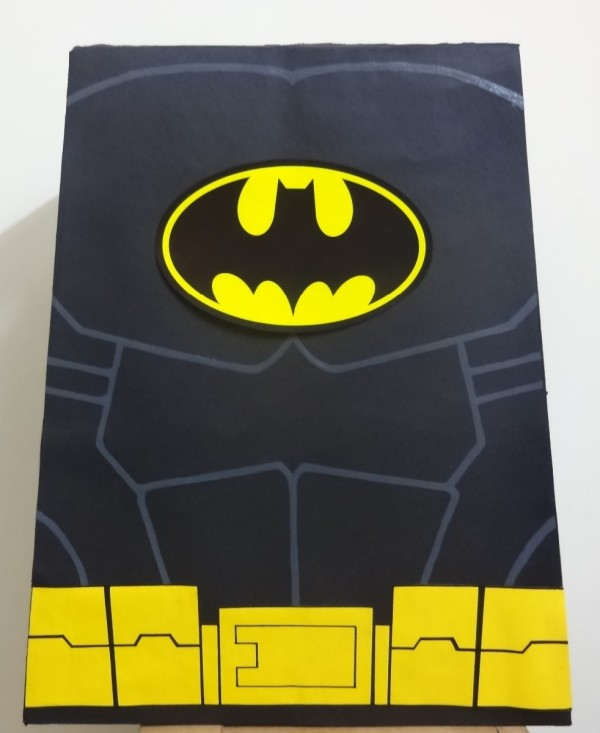 Making a batman costume thriftyfun lego batman costume body solutioingenieria Image collections
