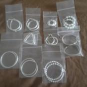 bags of earrings