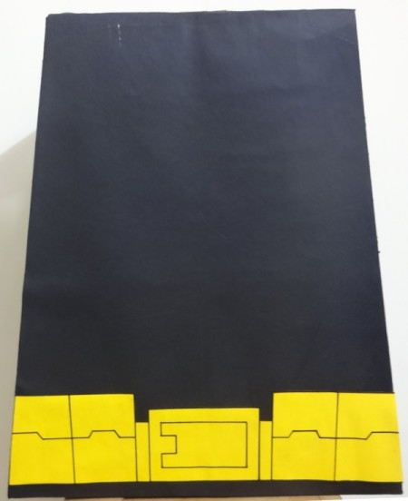 Lego Batman Costume (Body)
