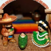 Celebrating Las Posadas (The Nativity)