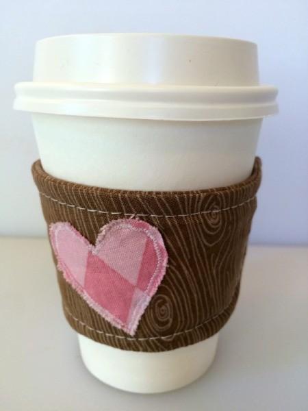 Fabric Coffee Sleeve
