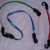 Bungee Cord Suspenders