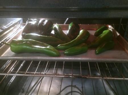 Chili Verde Con Carne