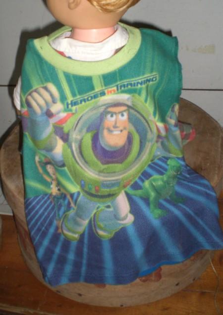 Buzz Lightyear cape