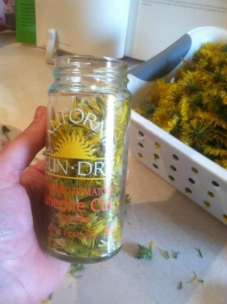Dandelion Oil for Joint Pain
