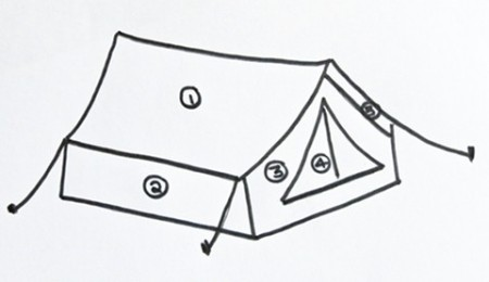 tent template
