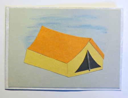 Go Camping Father's Day Card