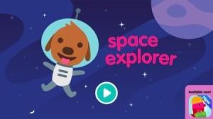 Space Explorer graphic