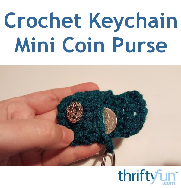 040a9d93a Making a Crocheted Coin Purse   ThriftyFun