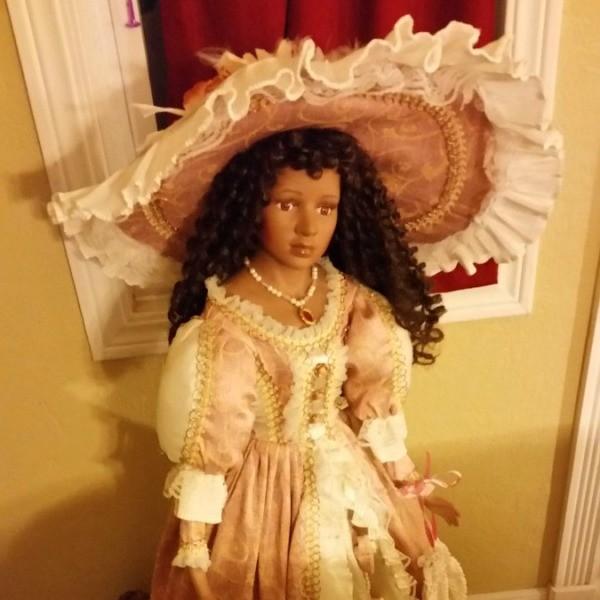 I have a 1968 Ashley Belle doll names
