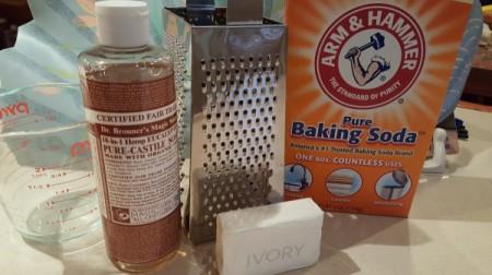 Rosemary Dish Soap