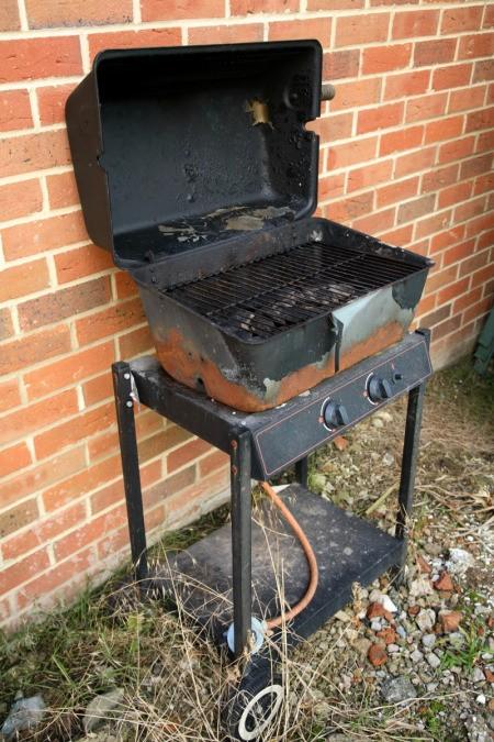 Repairing a Gas Grill