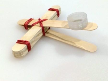 Craft Stick Shooter