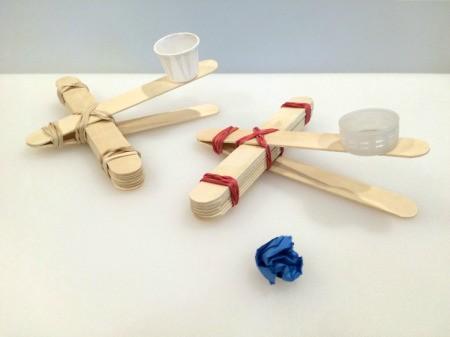 craft stick catapult