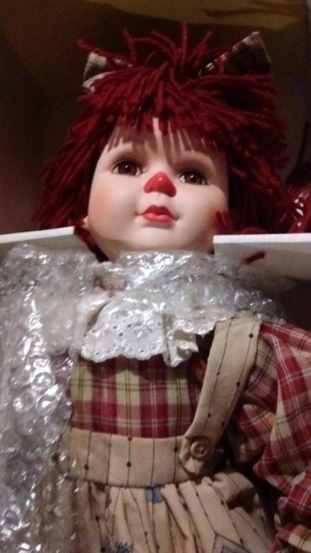 Value of Seymour Mann Doll