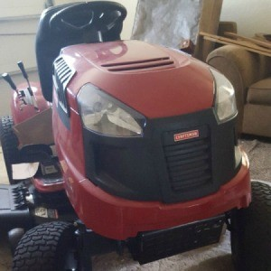 Craftsman Riding Mower Won't Start