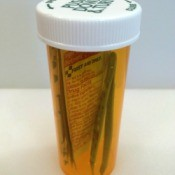 Pill Bottle First Aid Kit