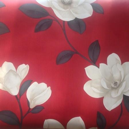 closeup of wallpaper
