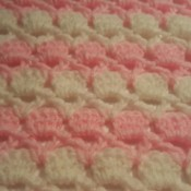 closeup of stitches