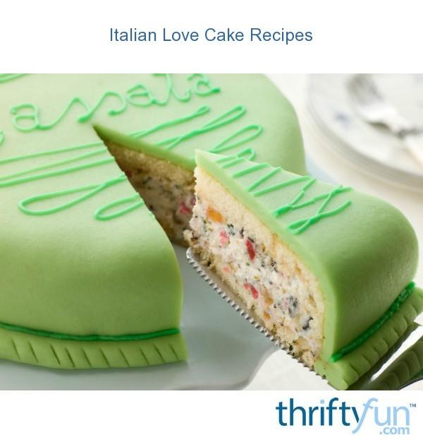 Marzipan Cake Filling Recipe