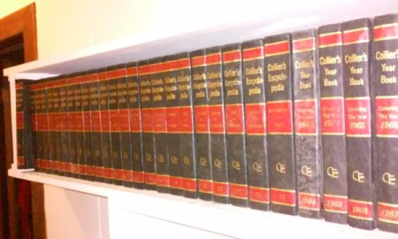 Collier's Encyclopedias
