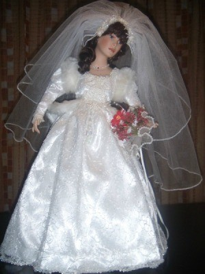 Value of Paradise Gallery Bride Doll