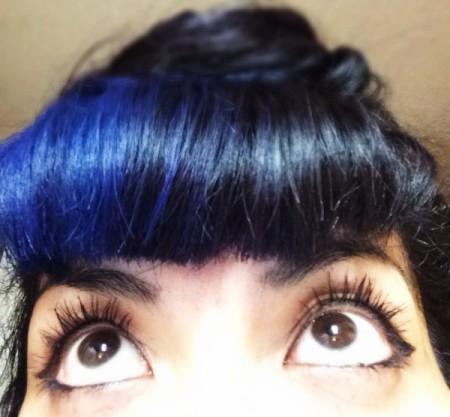 DIY Eyelash Adhesive