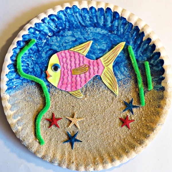 32 Paper Plate Craft Ideas Thriftyfun