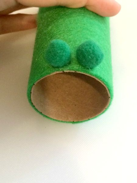Toilet Paper Tube Dragon