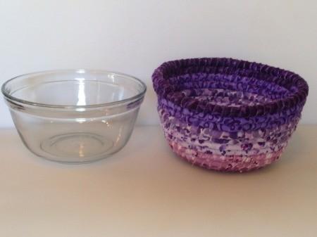 Coiled Rag Bowl