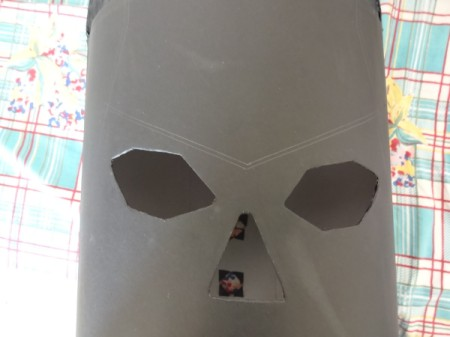 Lego Batman Cosplay - Head and Cape