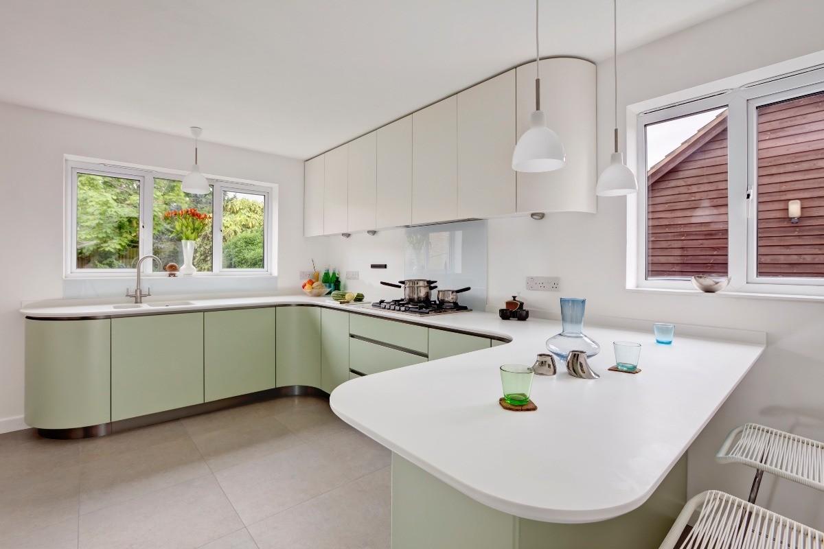 Corona Kitchen Countertop