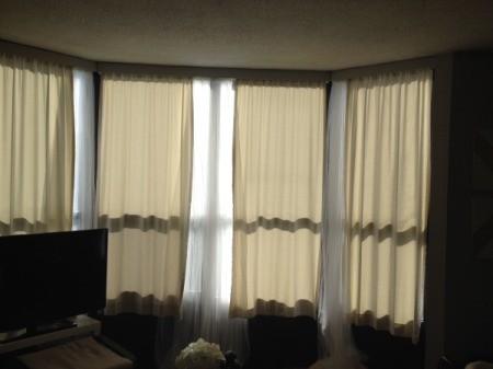 Curtain Color Advice