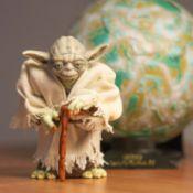 Yoda figurine