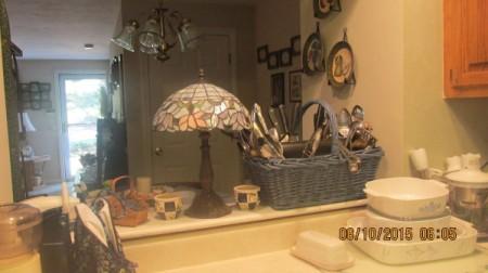 basket of utensils