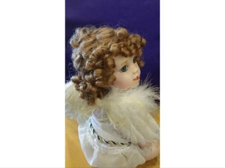 Identifying a Porcelain Angel Doll