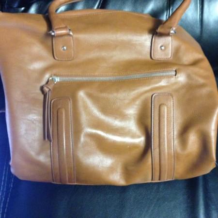 Repairing Damage to Leather Handbag