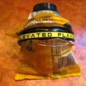 Upcycled Bottle Top Bag Sealer