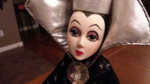 Value of Seymour Mann Maleficent Doll