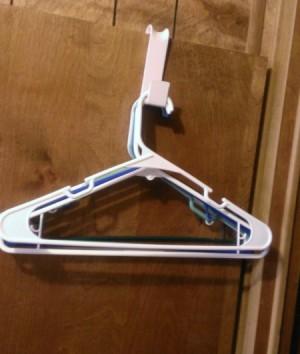Hang Over the Door Hooks Upside Down