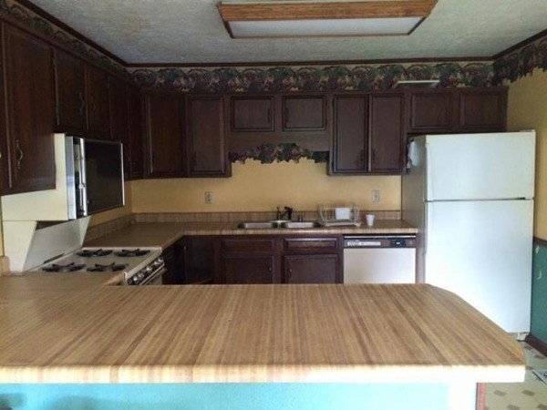 Kitchen Cabinets, Countertop, And Tile. Kitchen Paint Color Advice