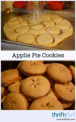 Apple Pie Cookies